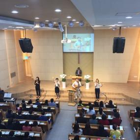 거룩한샘 성천교회